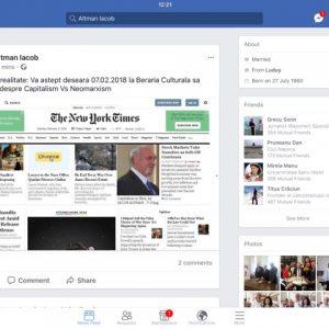 Altman. Facebook.NYT